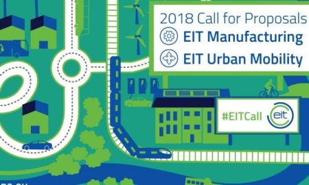 Webinars on the EIT 2018 Call for Proposals - Manufacturing & Urban Mobility