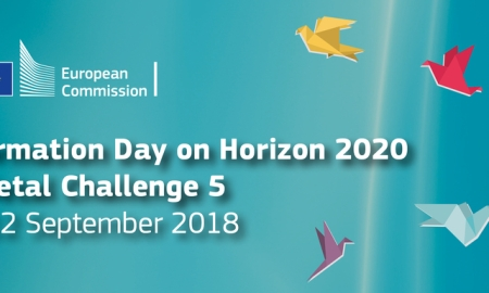 Information Day on Horizon 2020 Societal Challenge 5
