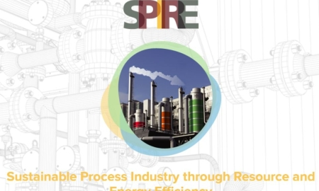 Webinar on Sustainable Process Industry through Resource and Energy Efficiency (SPIRE) coming up! - October 2018 calls encouraging EaP participation