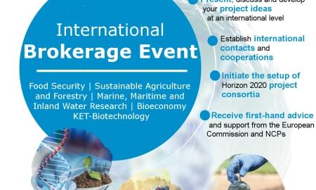 International Brokerage event in Food Security