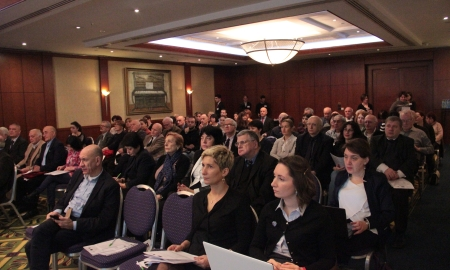 Review on the EaP PLUS Info Day in Tbilisi, Georgia on November 21, 2017