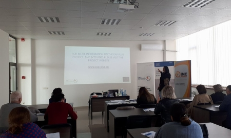 EaP PLUS H2020 Info Day on SPIRE Calls in Yerevan