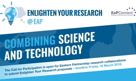 EaPConnect launches Enlighten Your Research @ EAP 2018 Call for Participation
