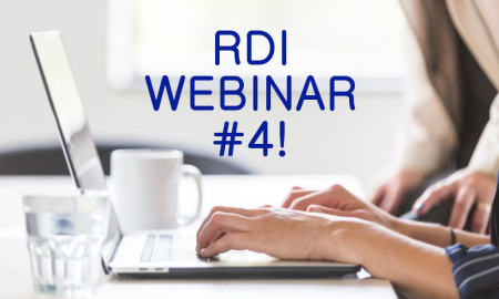 Invitation to join the fourth EaP PLUS RDI webinar!