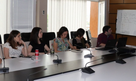 Info Day on the 2nd call for 'Grants for networking', last Thursday in Tbilisi