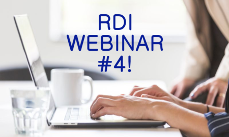 The 4th RDI webinar on Impact maximisation draws over 40 participants