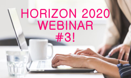 Presentations and recording of Horizon 2020 Webinar 3 are available!