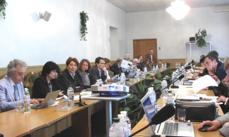 Workshop on 'Technology Platforms as an STI Policy Tool in the EaP Countries' successfully held in Kiev, Ukraine
