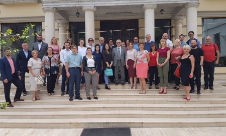 'Towards EU – EaP clusters collaboration', a two-day workshop was successfully held in Tbilisi 11-12 July