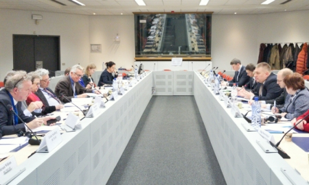 EaP PLUS role in promoting Belarus-EU cooperation in STI highlighted at the 6th EU-Belarus Coordination Group meeting