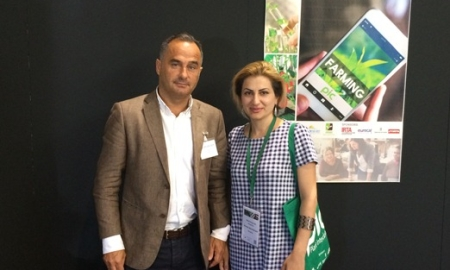 'Meet our grantees' 2: Armine Abrahamyan, Head of International Research Programme Coordination at Armenian National Agrarian University