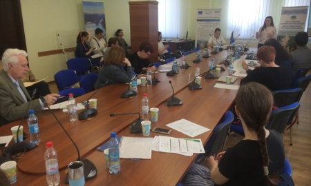 EaP PLUS organized Information Day in Odessa, Ukraine (May 22, 2019)